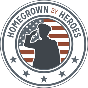We are proud members of the Homegrown By Heroes     Organization. Empowering Veterans in Agriculture