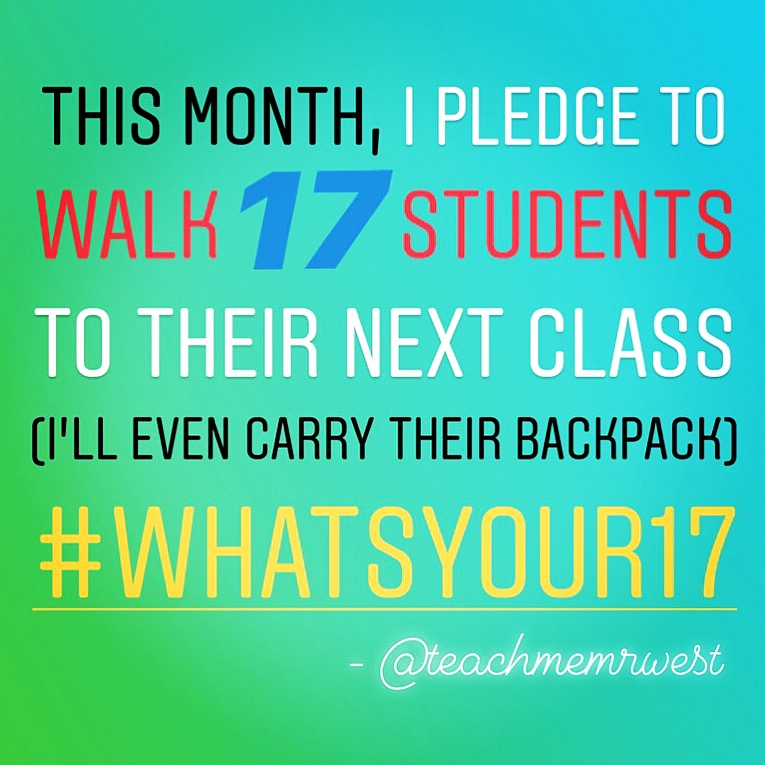 Day 12 - #WhatsYour17.JPG
