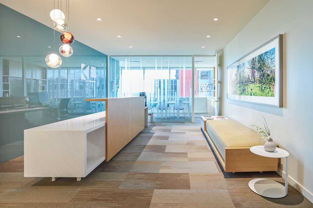 KazLaw Office  Design:  BattersbyHowat  Location: Surrey, BC