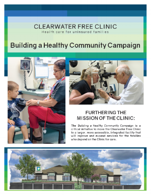 Click above to view the Building a Healthy Community Campaign case statement document.