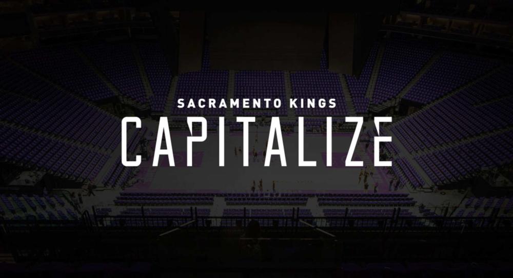 Finalist - Sacramento Kings Capitalize Competition