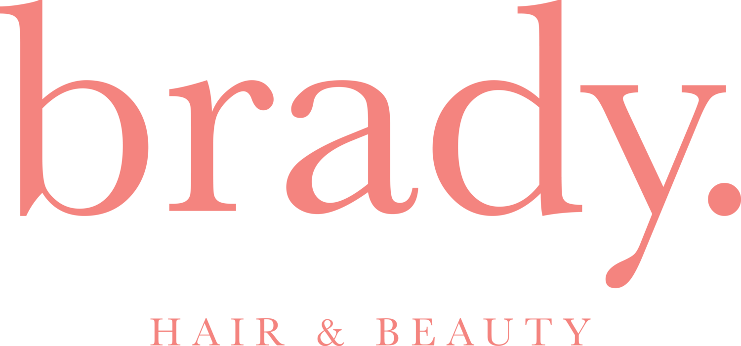 Brady. Hair & Beauty