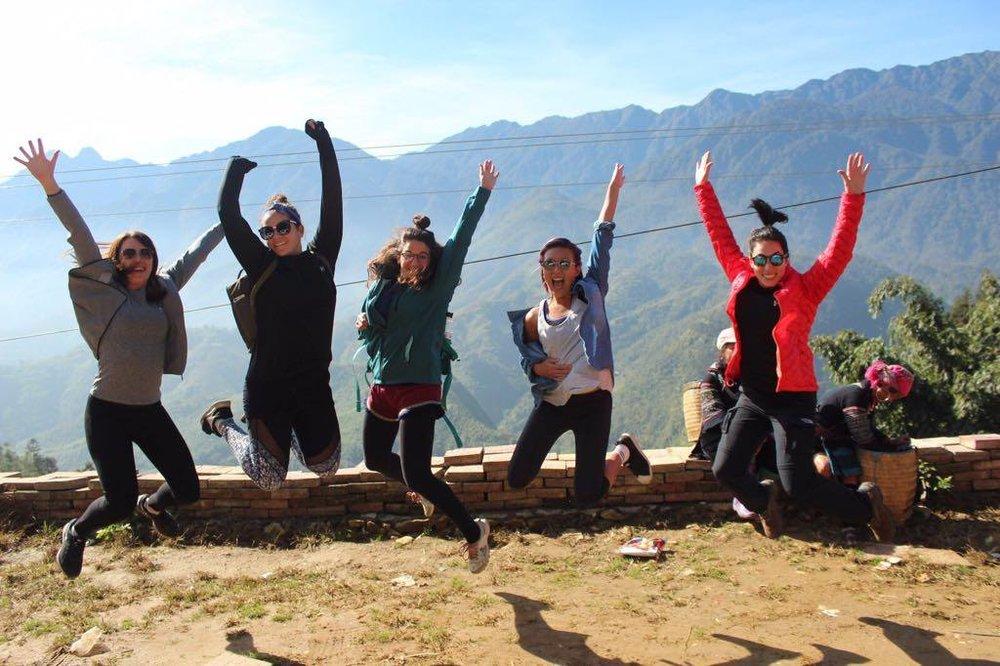 Our trip to Sapa