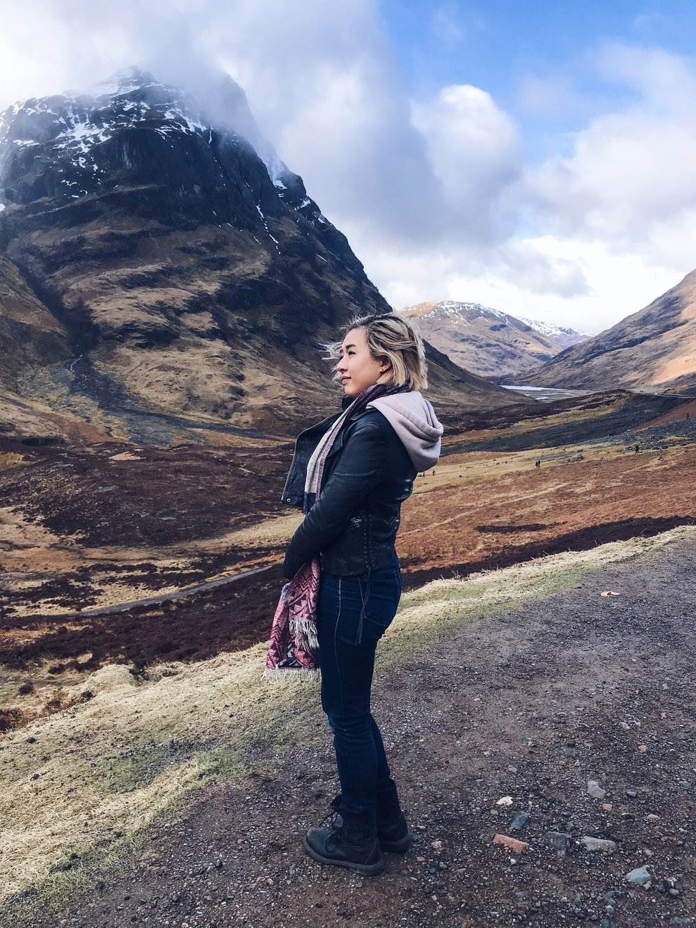 """There are worse places than the Scottish Highlands to feel """"lost."""""""