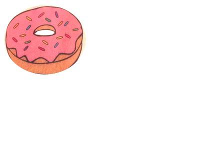 maintenance + donuts + coffee + nice folks! -