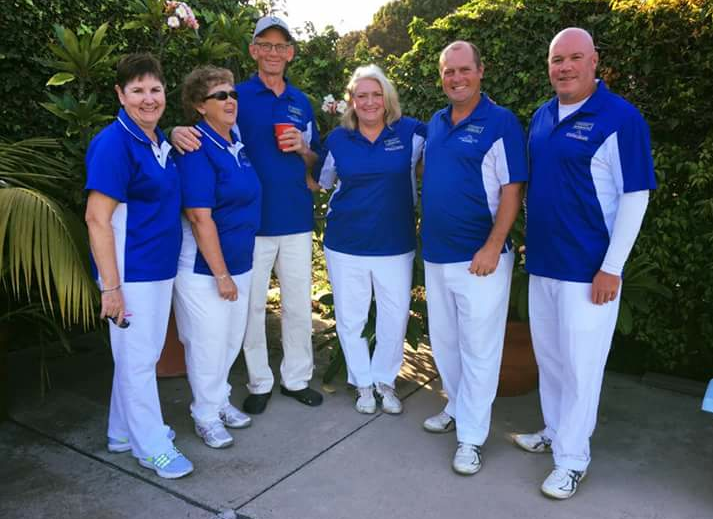 2017 National Championship Competitors:  Pam Edwards, Debbie Tupper, Chris Davis, Nita Chambers, Andy Klubberud, John Hollingsworth