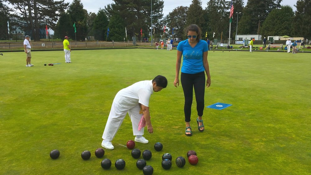 Jefferson Park Lawn Bowling Club   ROLL WITH US!