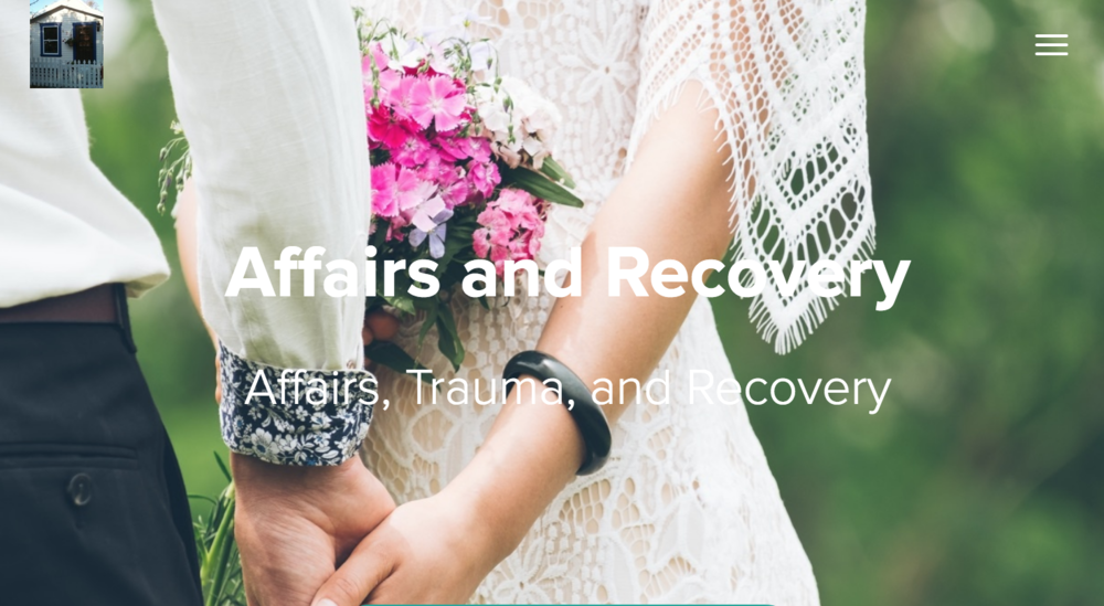 Affairs and Recovery: A Guide for Affairs, Trauma, and Recovery -