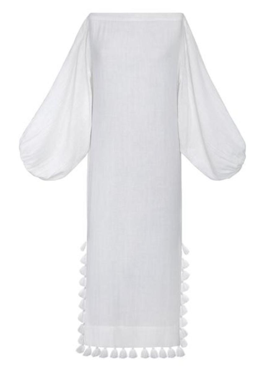 Delilah White Dress