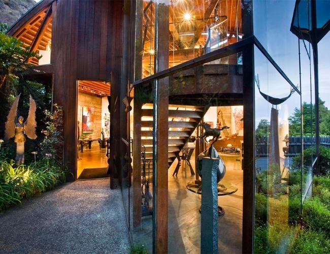 Hawthorne Gallery, Big Sur