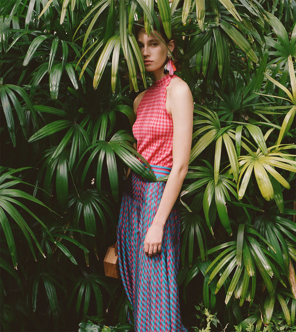 Zara's  take on Spring Break-inspired ready-to-wear