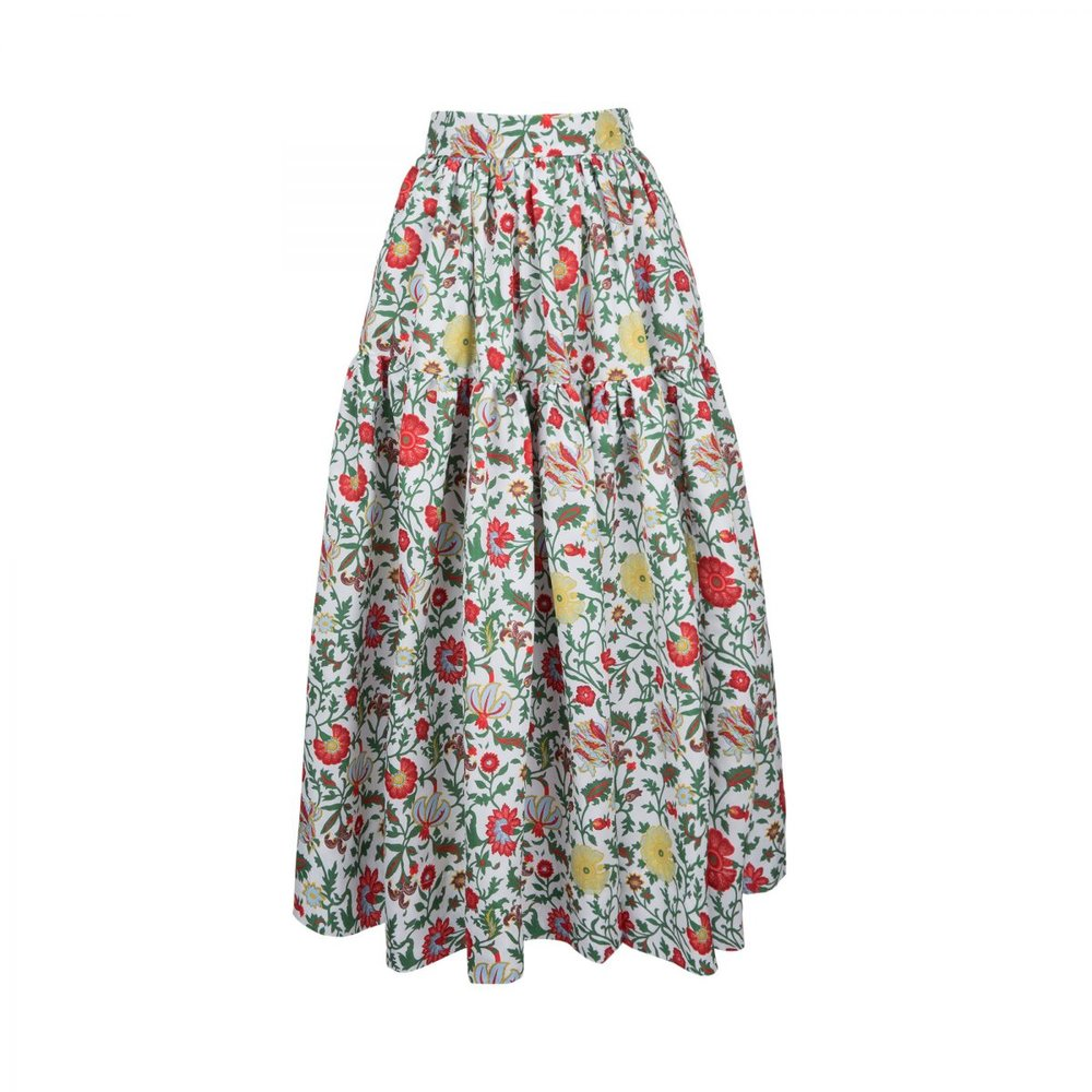 Dragon Flower Oscar Skirt