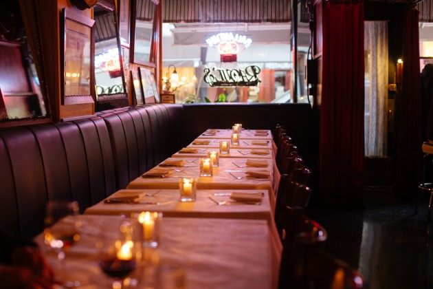 Unfussy French cuisine and a cozy neighborhood bistro ambiance are what keep patrons coming back to  Raoul's  in SOHO. Photo:  THE SUNDAY LIC