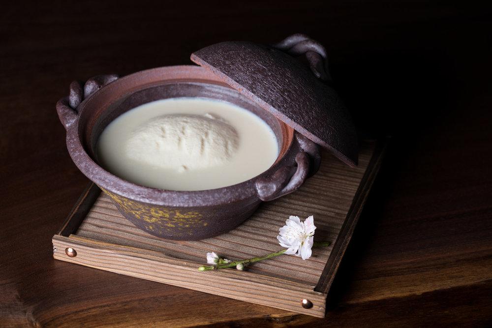 House-made Tofu Photograph: Jakob Layman