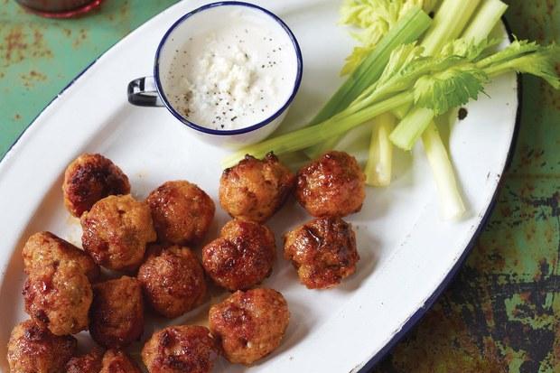Photo credit: John Kernick, Epicurious; The Meatball Shop Cookbook
