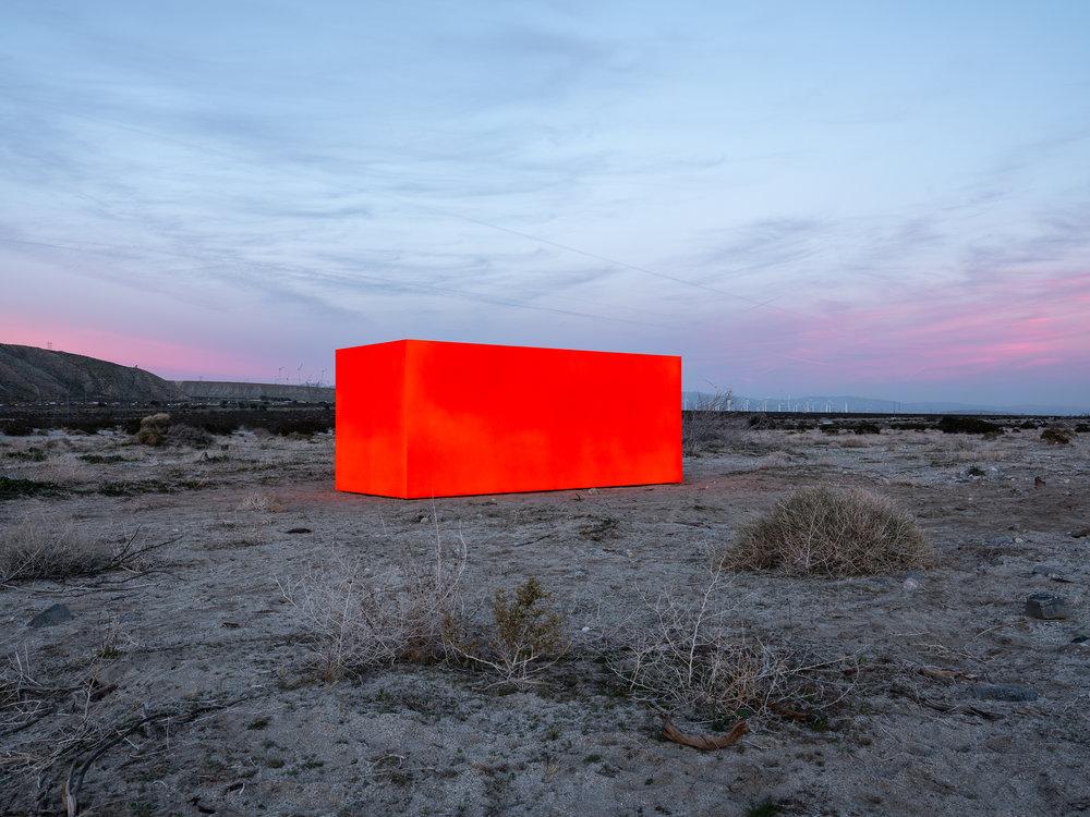 Photography Courtesy of © Desert Biennial 2019