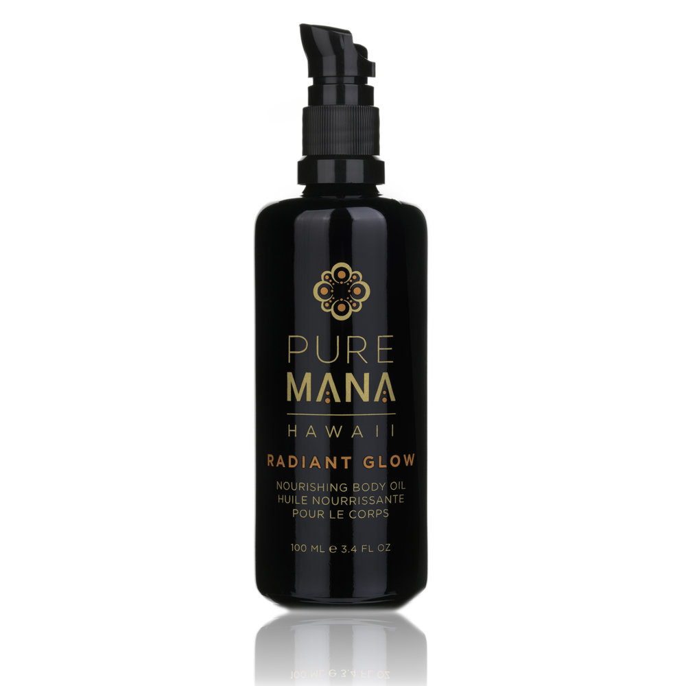 Pure Mana Hawaii Radiant Glow