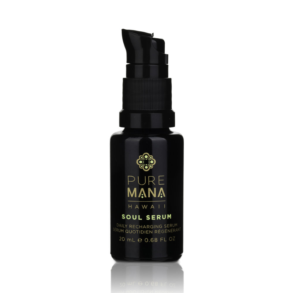 Pure Mana Hawaii Soul Serum