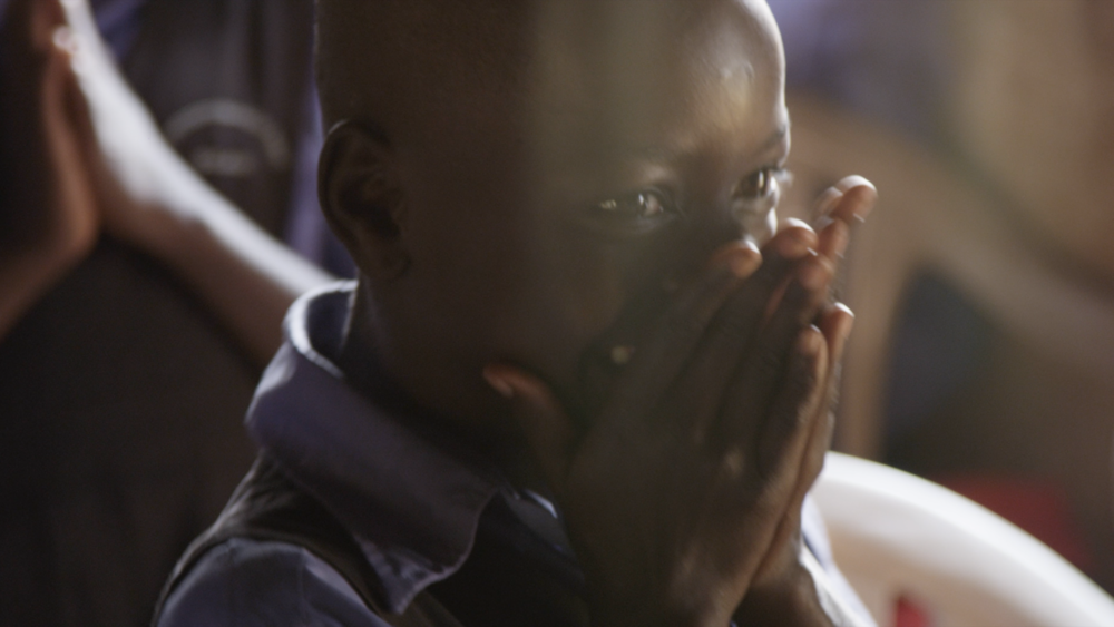 Compassion International: Your Child Knows Your Name