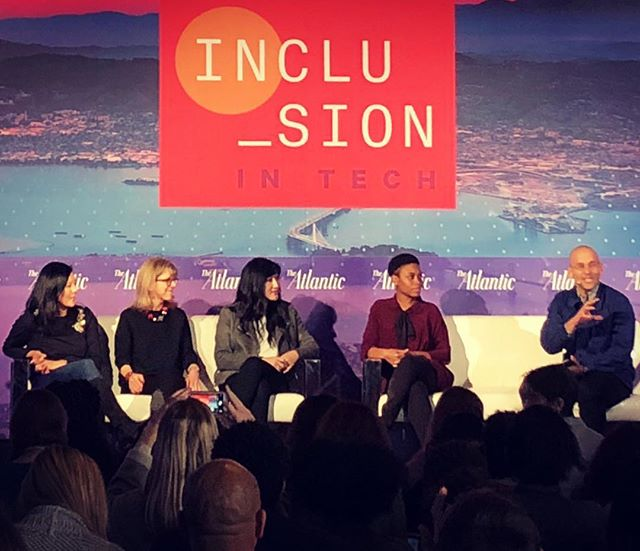 Key takeaways from the VC panel at The Atlantic Inclusion Summit: This summer was a turning point for the industry but we feel optimistic that things are changing for the better. Female Founder Office Hours is part of that change. @cowgirlaileen @jesskah @hadiyahdotme