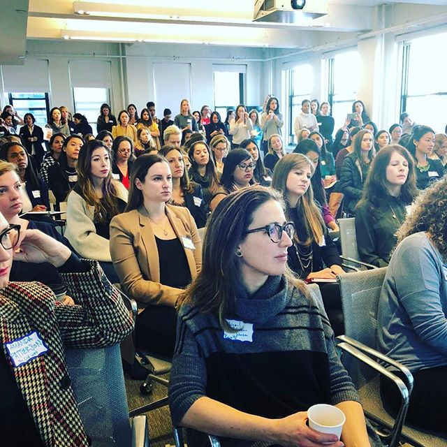 NYC Female Founder Office Hours was 🔥with inspiring women CEOs #femalefounder #femalefounderofficehours #timesup #startups #womenintech