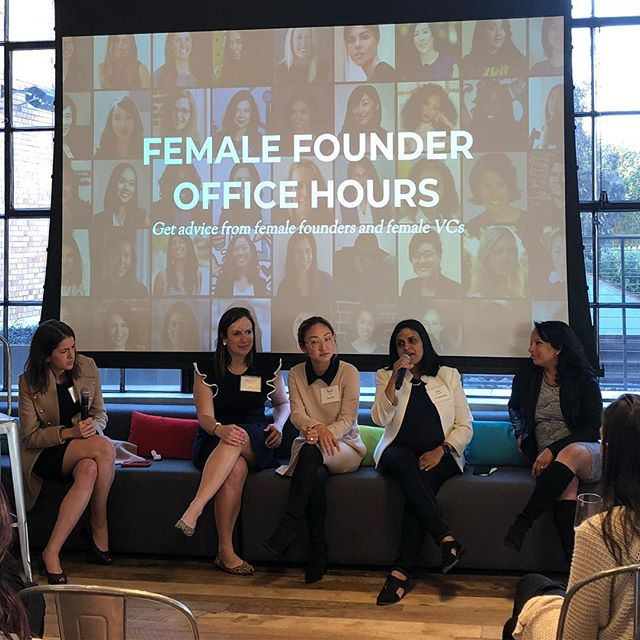 Female Founder Office Hours Series B & Beyond