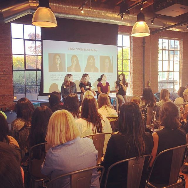 Real Stories of M&A — Helping female founders understand what really goes down during an acquisition, from the perspective of two female founders whose company was acquired and two corpdev specialists who've acquired 40+ companies. #ffoh #femalefounderofficehours #allraise