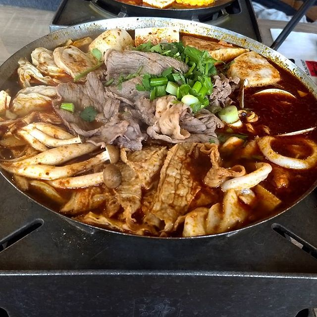 Hitting Boiling Point while we're in Seattle. Got a favorite spot to eat here? Let us know!