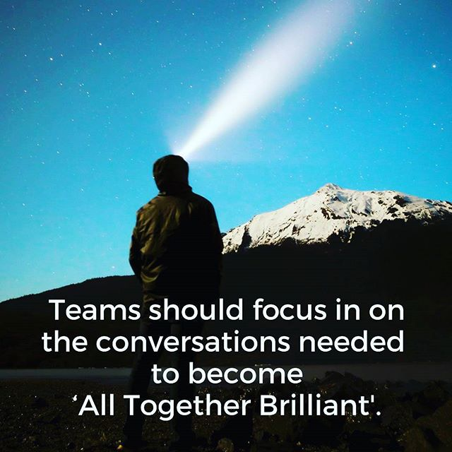 DM us if you think your team member's goals and aims could be more aligned, as we have a tool which can help with that!  Try the link in our bio for more info!  The quote is from Simon Confining - Founder of We-Q Collaborative Intelligence.  #collaborativeintelligence #training #management #culture #courage #performance #teal #businessintelligence #changemanagement #coaching #collective #communication #holacracy #humancapital #teambuilding #engagepeople #leadingteams #teamperformance #reinventingorganizations #tealorganizations #laloux #selfmanagement #selforganise #veränderungsmanagement