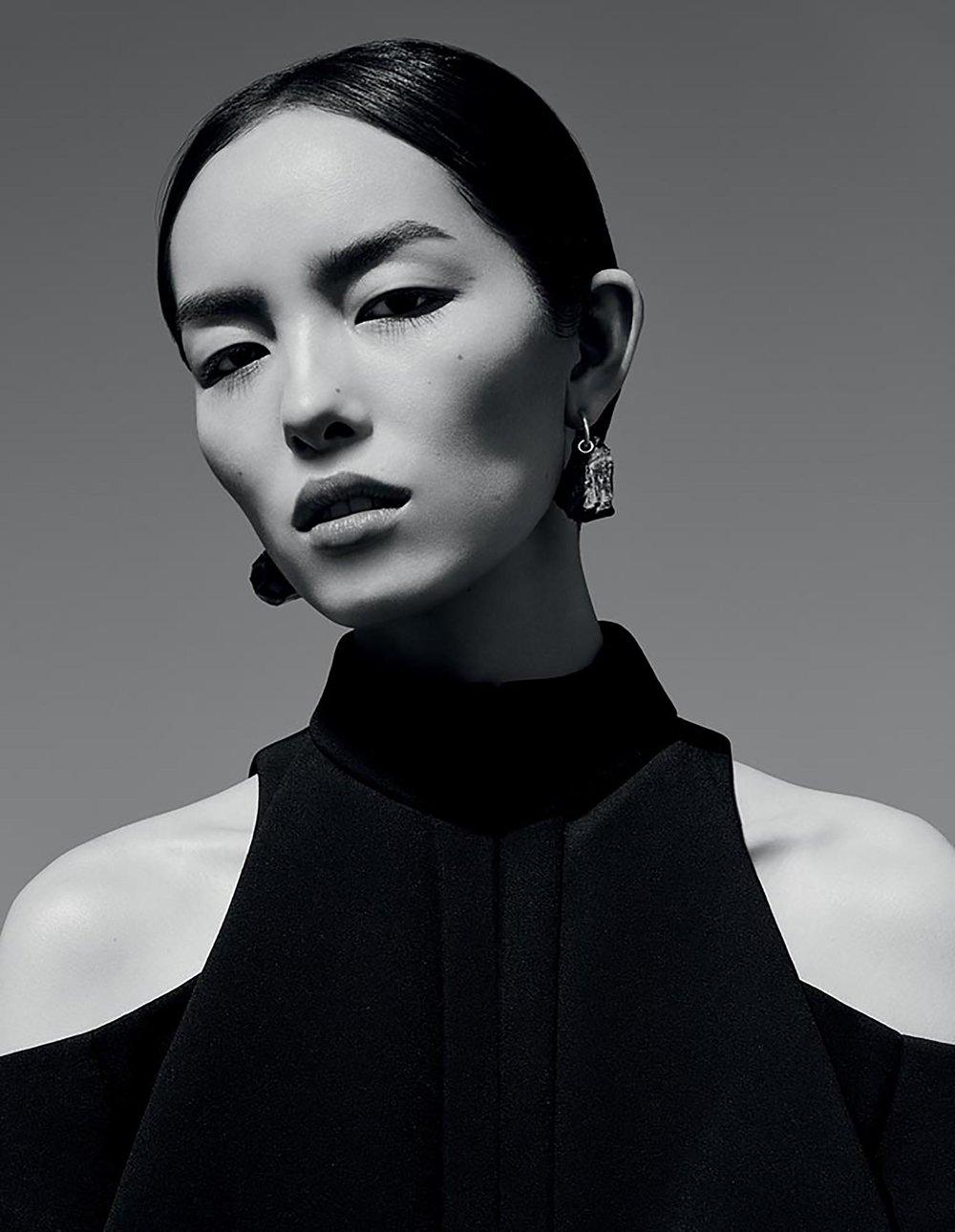 Vogue China Transparencies
