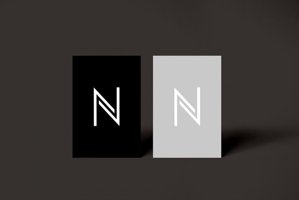 VISUAL IDENTITY & LOGO DESIGN  / STUDIO NOA NOIR