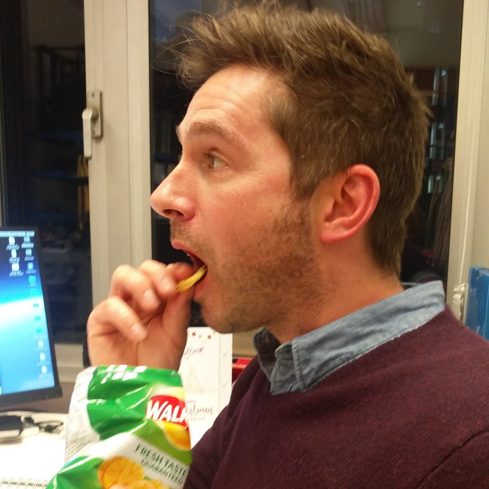 Paul is a founder member and artistic director of MBD. As well as an interest in arts and technology, Paul also likes eating crisps and short naps.