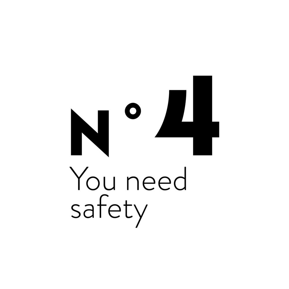 You need safety - You need to be absolutely sure that using a skincare will never damage your skin or health in the short or long term. You refuse harmful substances, you need organic certified quality.