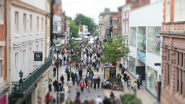 The Future of the High Street -