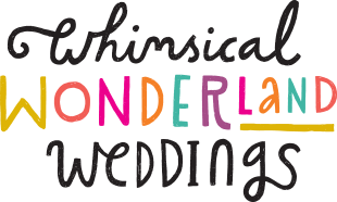 Featured in Whimsical Wonderland Weddings