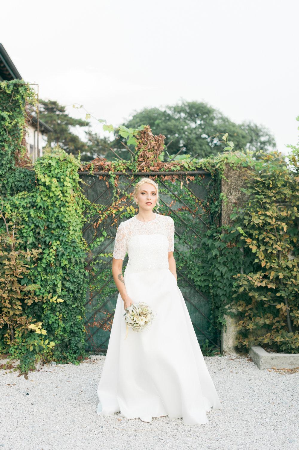 Abito sposa di Maura Brandino