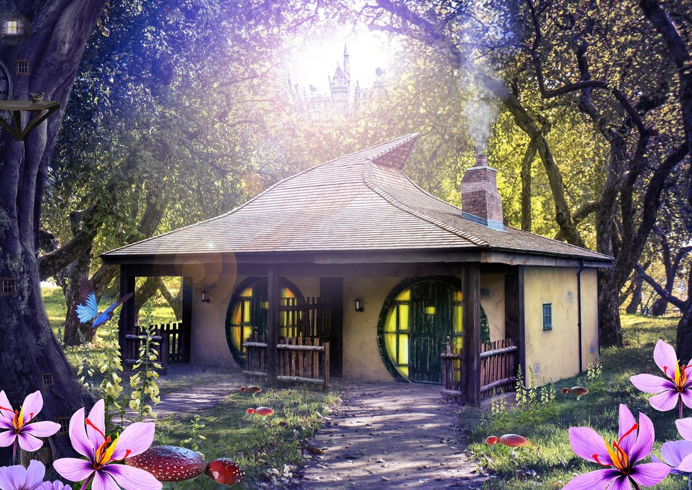 Enchanted_Village_lodge