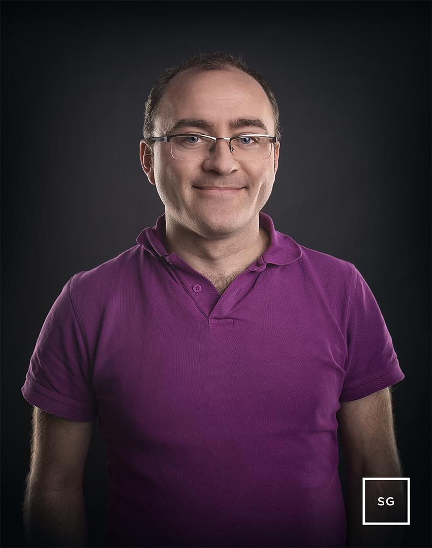 Simon Goddard -  Creative Director