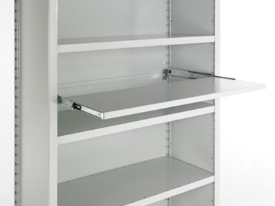 - Pull Out Shelves