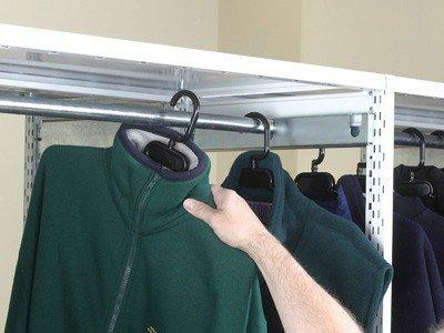 - Garment Rails