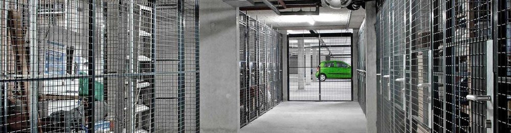 Secure Cage Partitioning