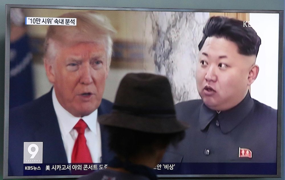 When Trump and Kim Meet - Written by James Wales
