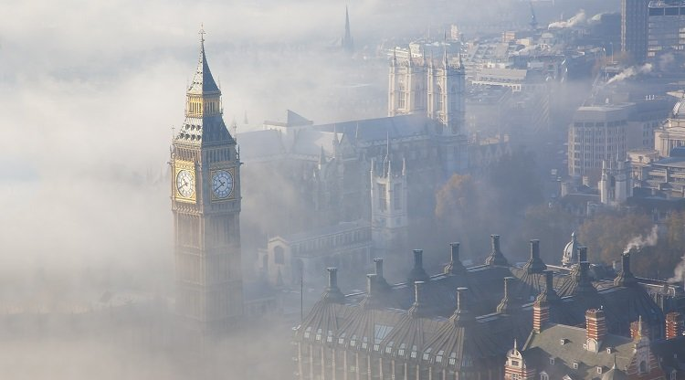 TOXIC PARTICLES IN LONDON AIR - A recent study by Transport for London has found that 95% are living within areas that contain dangerously high levels of a certain toxic particle named PM2.5. In central London, the average annual limits are nearly double the WHO limits.