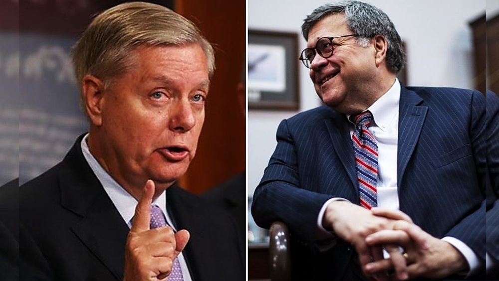 LINDSEY GRAHAM Requests the release of fisa documents - Lindsey Graham is wanting to resume the investigation of FISA abuse by the FBI and Department of Justice. He is requesting for records related to the Christopher Steele dossier. He has sent a letter on Thursday to Attorney General William Barr asking for all the documents from the FBI and DOJ in relation to the dossier that the FBI solely relied on to gain four FISA warrants.
