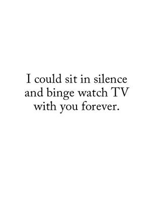 TV BINGE