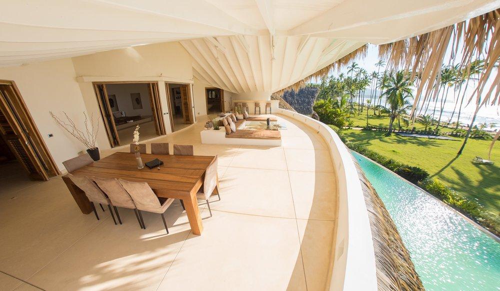 Villa for Sale Las Terrenas Master Suite Terrace.jpg