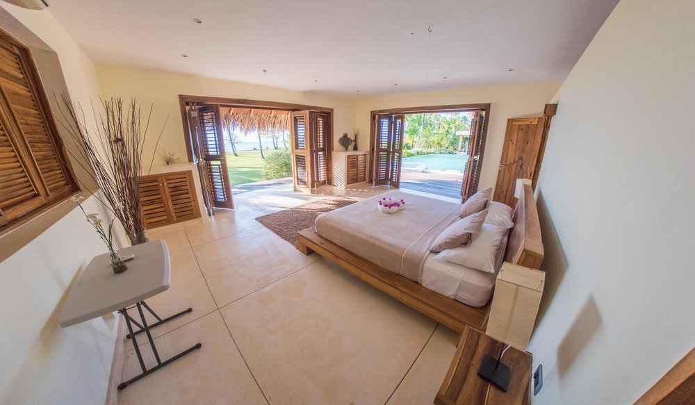 Villa for Sale Las Terrenas Bungalow west - Bedroom 1 .jpg