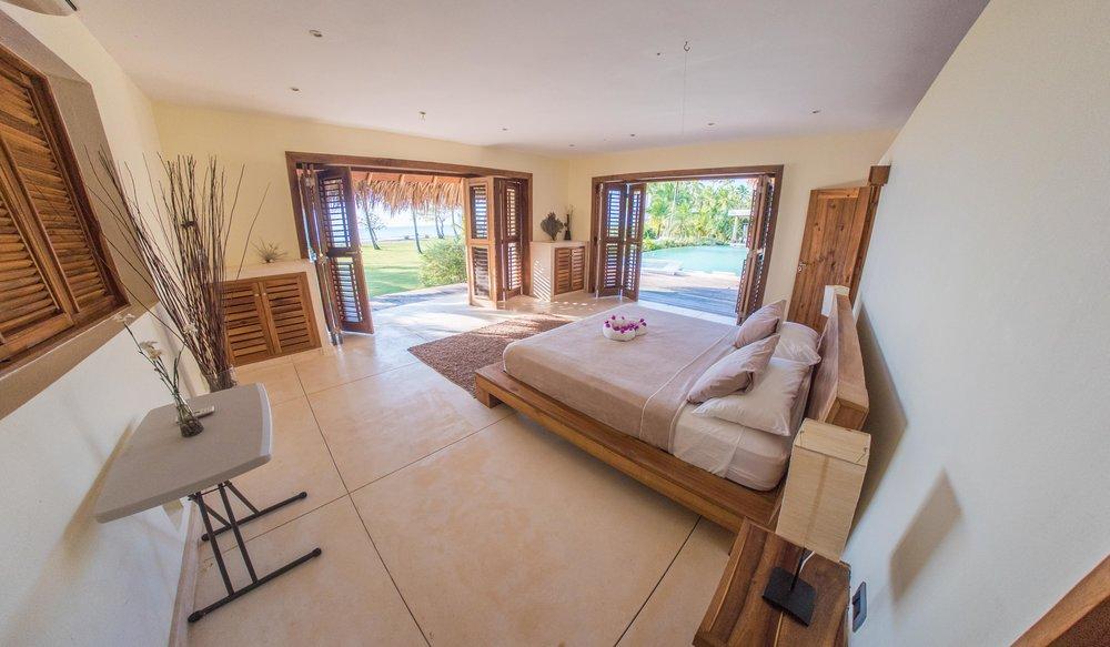 Villa for Sale Las Terrenas Bungalow west - Bedroom 1 .jpg
