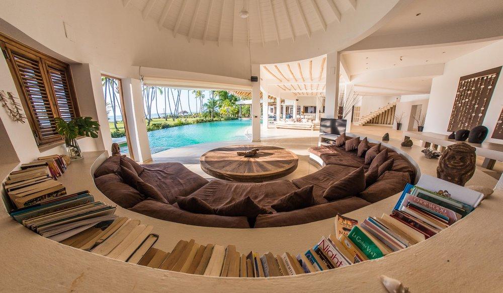 Villa for Sale Las Terrenas  living room 1.jpg
