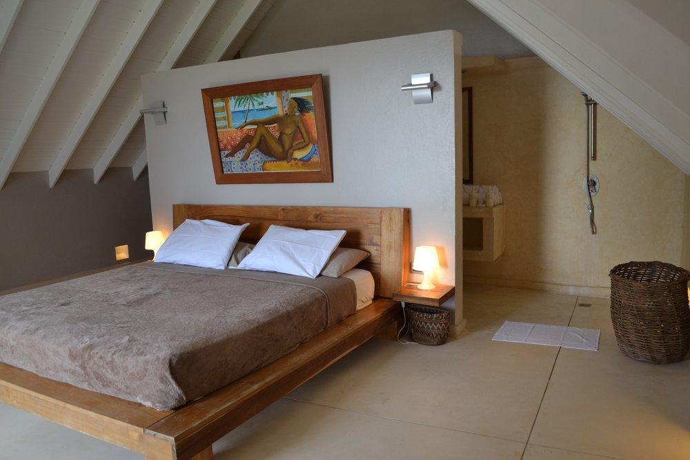 Villa for Sale Las Terrenas Bungalow East - bedroom 5 interior.JPG